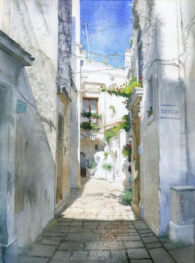 Apulia Cisternino 2