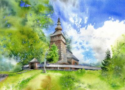 Cerkiew w Kotani