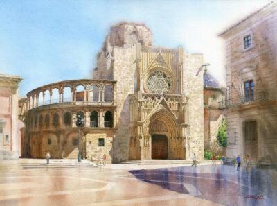 Katedra Valencja