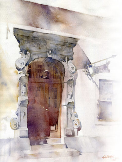 Portal Toruń