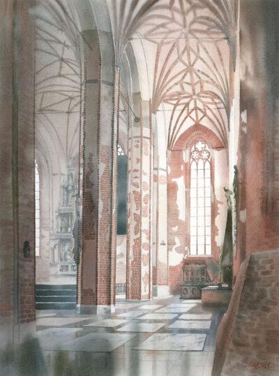 Gdańsk Kościół Św. Jana