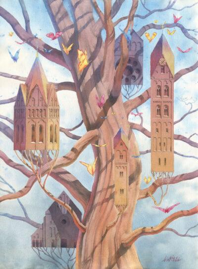 Grzegorz Wróbel - Drzewo życia