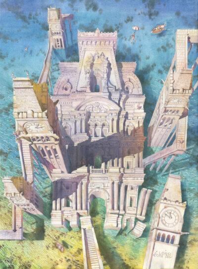 Grzegorz Wróbel - Wyspa pięciu wież