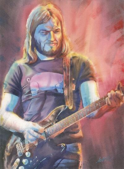 Grzegorz Wróbel - David Gilmour